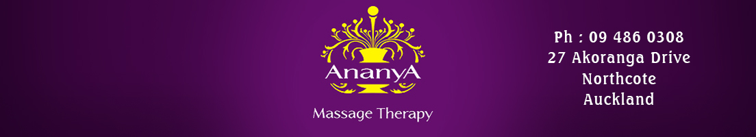 Ananya Thai Massage Therapy Ltd